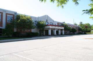 Radnor High School Radnor High School Entrance